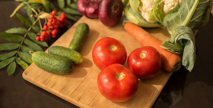 Сочетания овощей для консервации