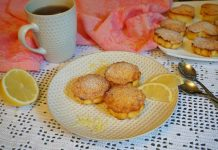 лимонные творожники в духовке - рецепт с фото