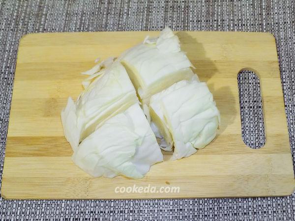Маринованная капуста Пелюстка