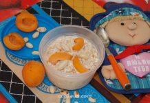 Ленивая овсянка с йогуртом