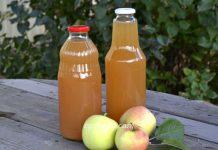 Яблочный сок в соковарке-рецепт