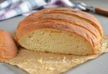 дрожжевой хлеб в домашних условиях - рецепт