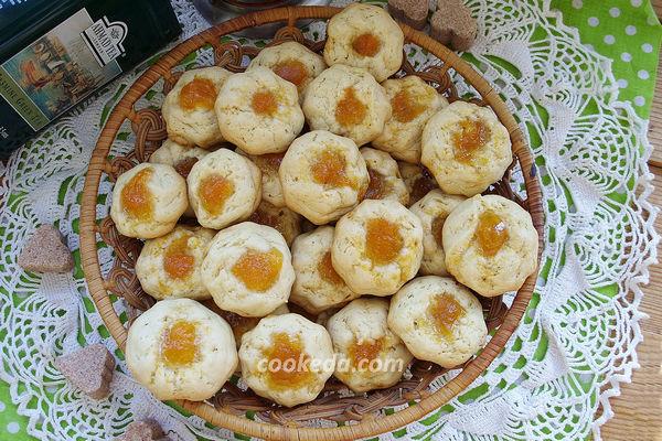 печенье из кондитерского мешка - рецепт