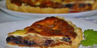 песочный пирог с вареньем - рецепт